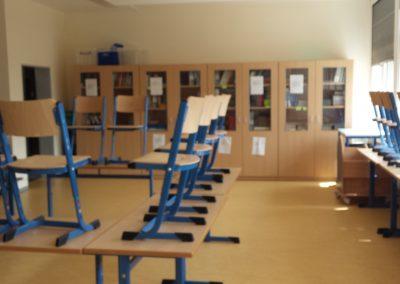 Klassenraum Sachunterricht